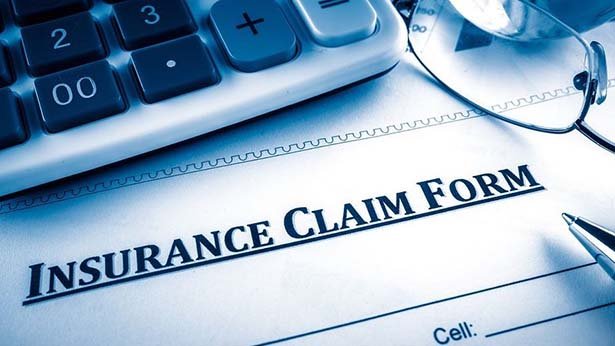Handling of claims